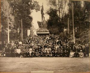 Члены организационного комитета выставки.