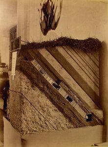 Общий вид одного из экспонатов горнозаводского отдела выставки модели инженера Трофимова.