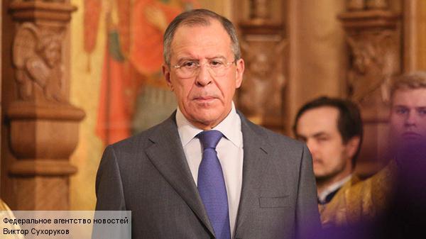 Лавров посетит 2 апреля с визитом Таджикистан