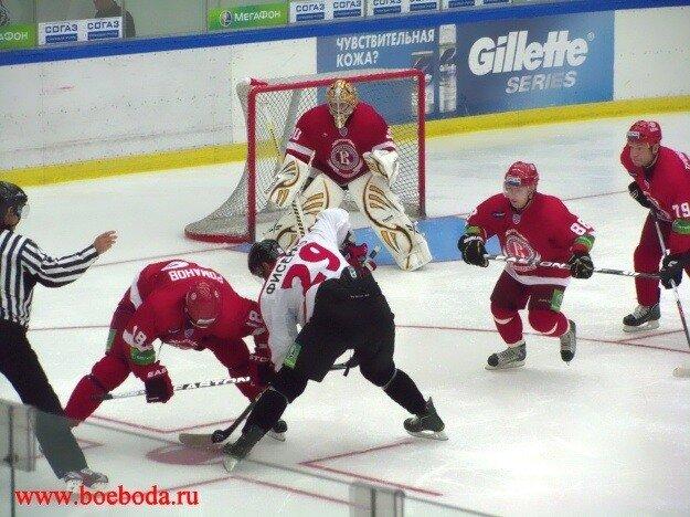 Витязь-Металлург (Фото)