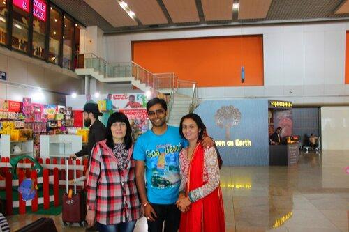 Знакомства при перелете в Джайпур-люди 1 касты