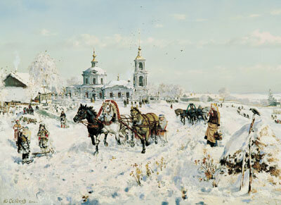 Юрий Алексеевич Сергеев