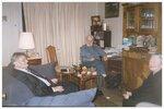 В гостях у Аврил Пайман и её мужа художника Кирилла Соколова - апрель 2004 - 0003 - 0004.jpg