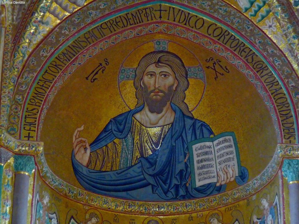 Христос Пантократор.
