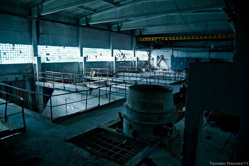 Минский фарфоровый завод, заброшенные здания, Минск, фото, abandoned, photo