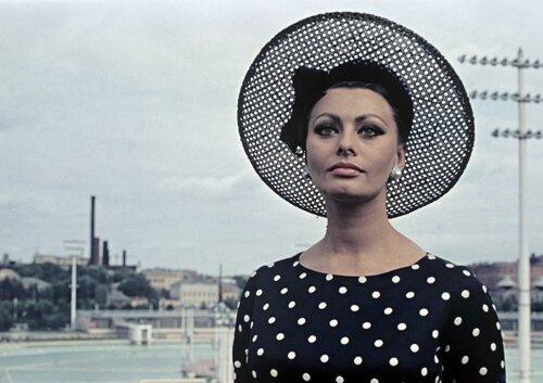 Софи Лорен, 1965 год.