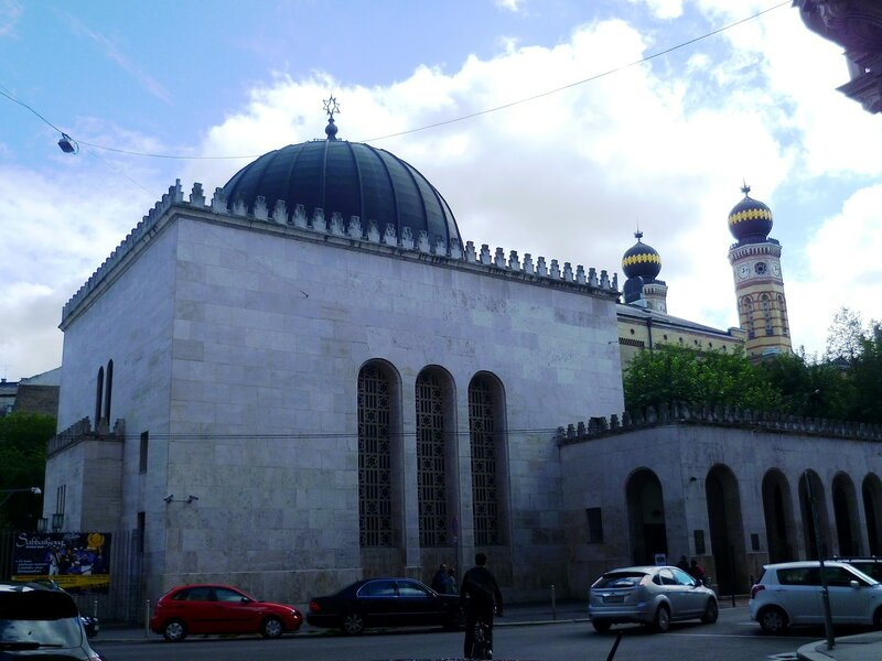 Синагога в Будапеште (Synagogue in Budapest)