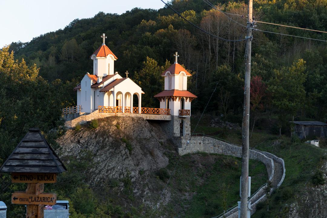 Церковь в Пролом-Бане