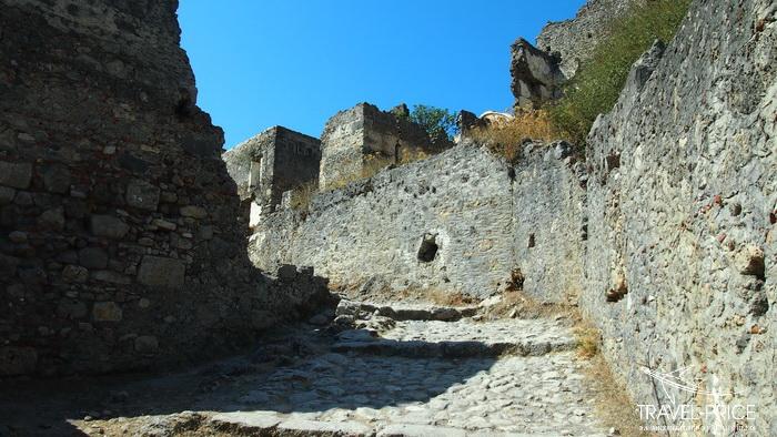 Заброшенная греческая деревня