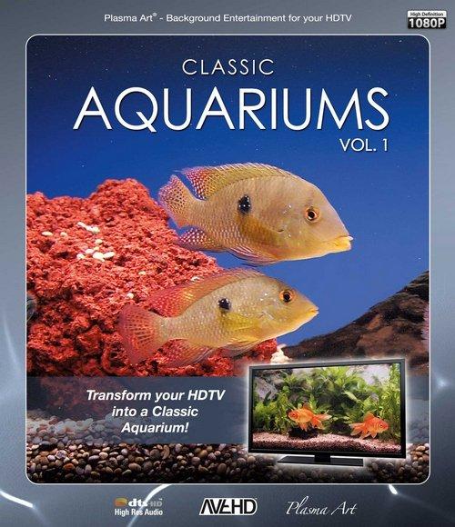 Классический аквариум / Plasma Art - Classic Aquariums (2011/Blu-ray/BD/Remux/HDRip/BDRip/720p)