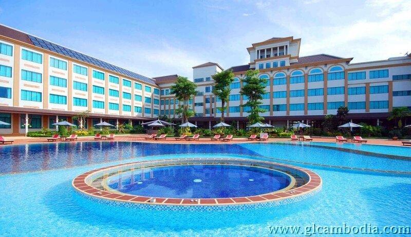 PacificAngkor hotel