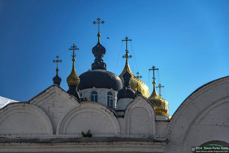 Кострома. Анастисиин монастырь