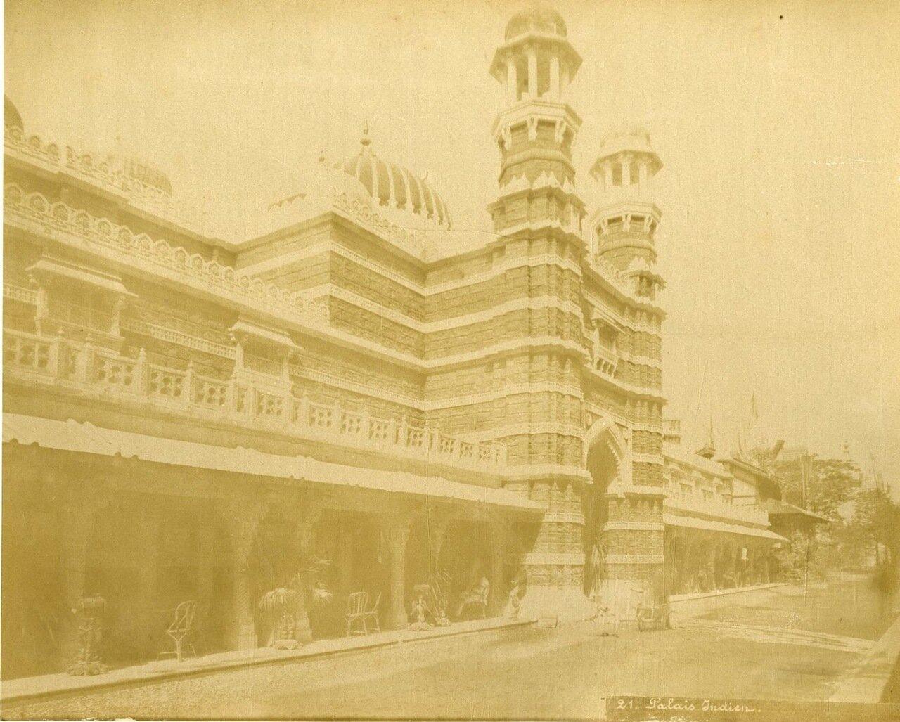 Дворец Индии