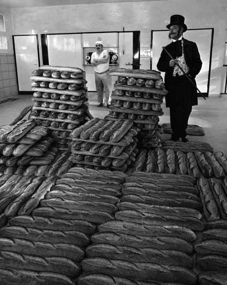 1950. Хлеб