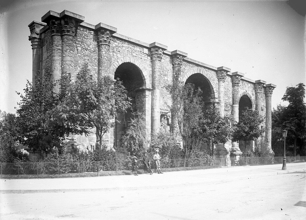 Реймс. Марсовы ворота. 1906