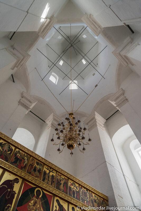 Шатер Храма Вознесения в Коломенском