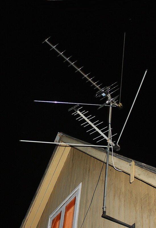 Антена - связь с космосом
