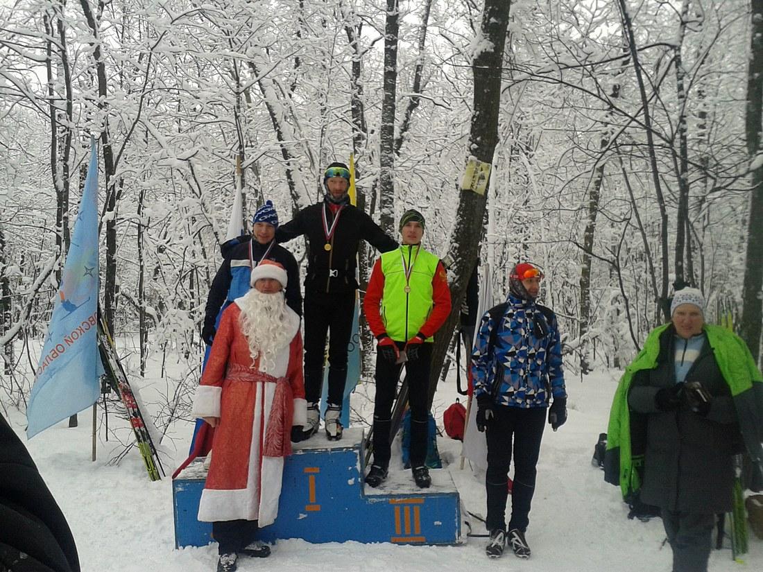 Первй финал лыжни 2016.