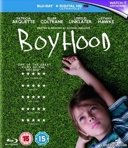 Отрочество / Boyhood (2014/BDRip/HDRip)
