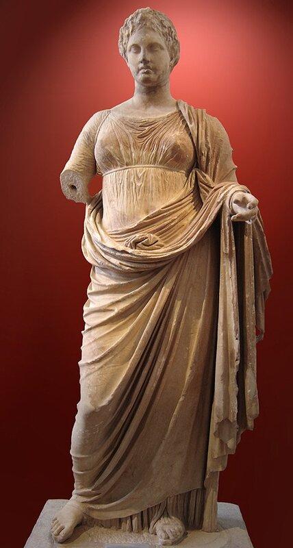 Фемида.ок. 300 г. до н.э.