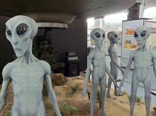 Международный музей НЛО