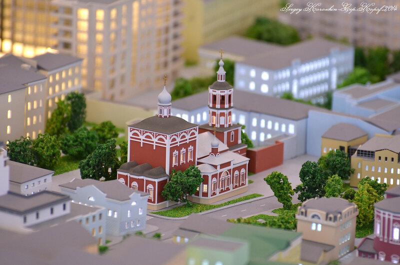 Храм Пресвятой Богородицы в Барашах