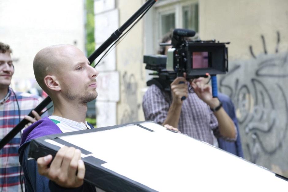 Фестивальное кино снимают в Сергиевом Посаде