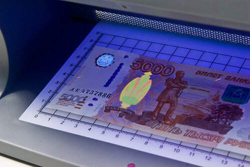 Виды валютных детекторов