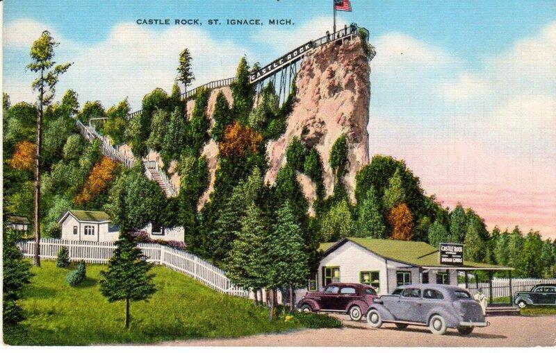 Castle Rock.
