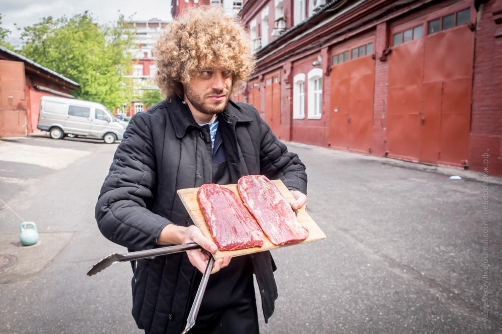 Лавка Макса Верника Стейк Варламов