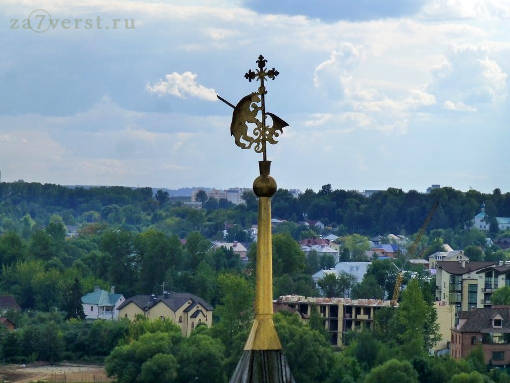 Медведь - герб города Ярославль