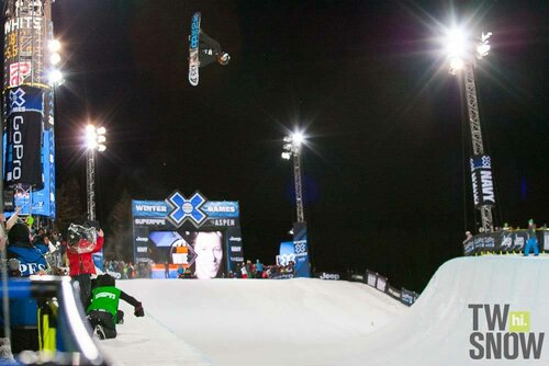 THE 2013 WINTER X GAMES