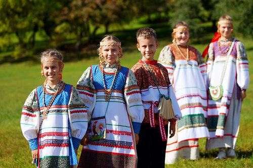 КОЛОМЕНСКОЕ-ДЕНЬ ГОРОДА,  ансамбль Журавушка