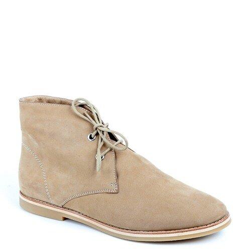 Купить классические женские ботинки на шнурках 2 15