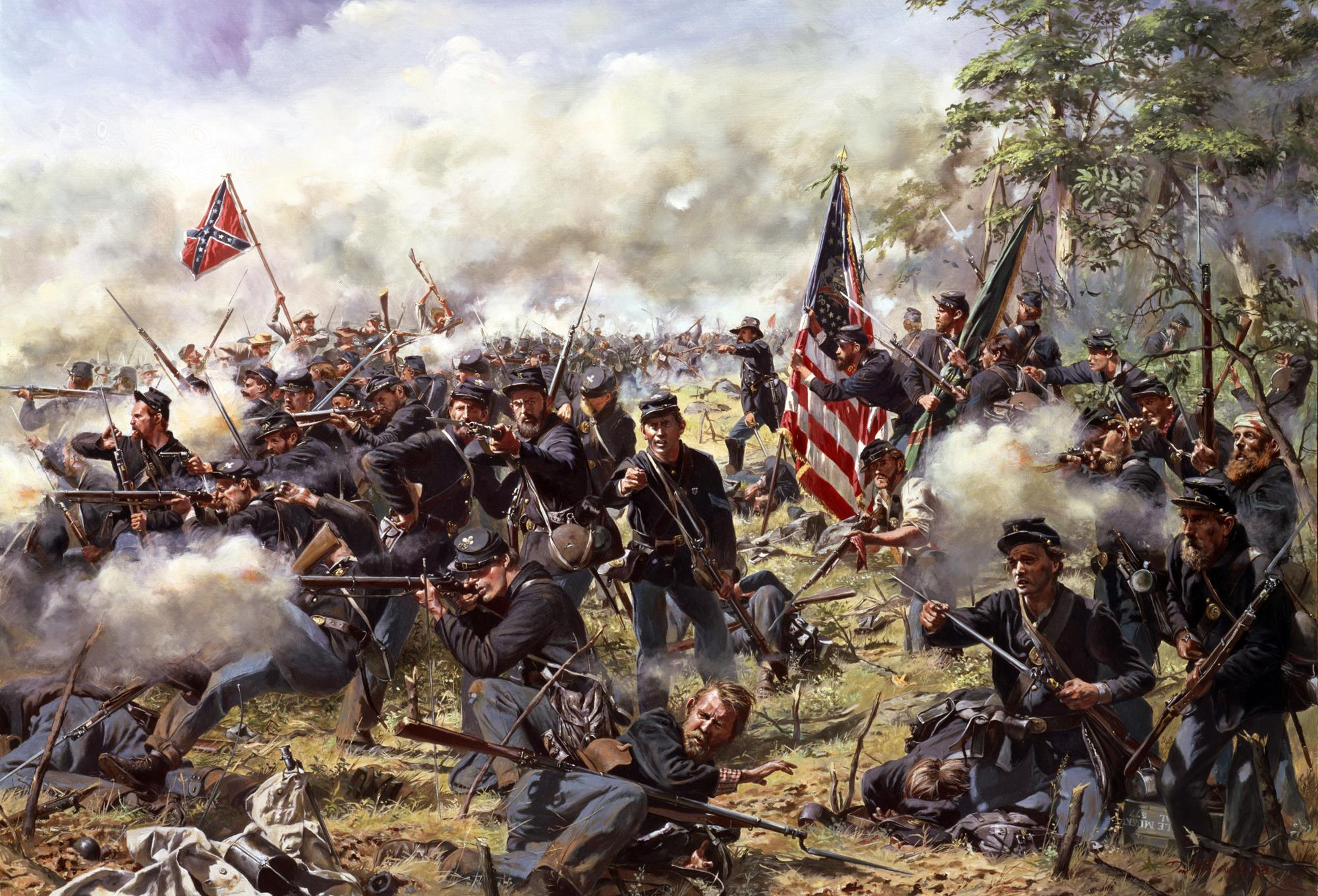 the status of the military after the american civil war Reconstruction during the civil war and a redefinition of the place of blacks in american life and military victory eluded the north.