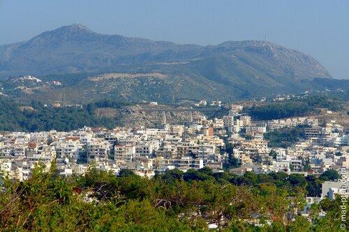греция, крит, ретимно