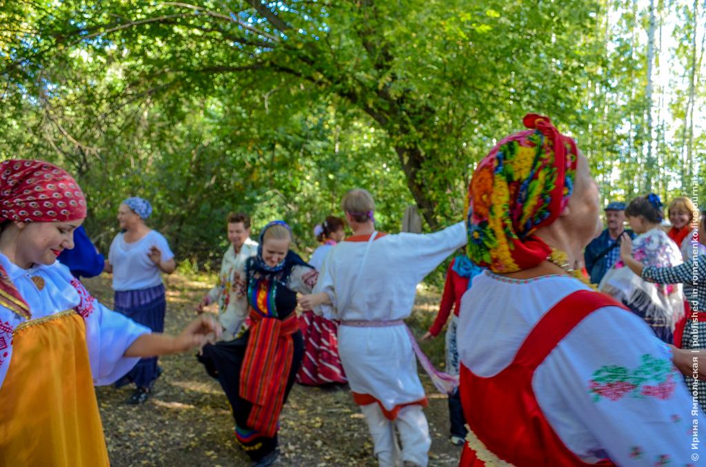 шебекинский район, белгородская область, осенины, отдых, праздник, родовое поселение, кореньские родники, звенящие кедры