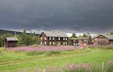 Леса, болота и фермы Восточной Норвегии