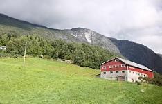 Горы западной Норвегии