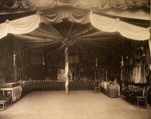 Внутренний вид павильона Эмира Бухарского.