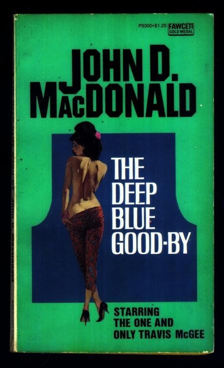 Книга The Deep Blue Good-Bye