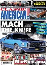 Журнал Classic American - July 2014  UK