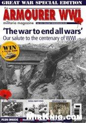 Журнал The Armourer WWI (The Armourer Militaria Magazine Special)