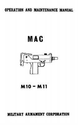 Книга MAC M10-M11