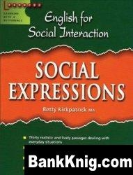 Книга English For Social Interaction - Social Expressions pdf 17,6Мб
