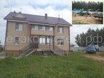 Каркасный дом баня и забор на винтовых сваях в ДНП Любашино — копия.jpg
