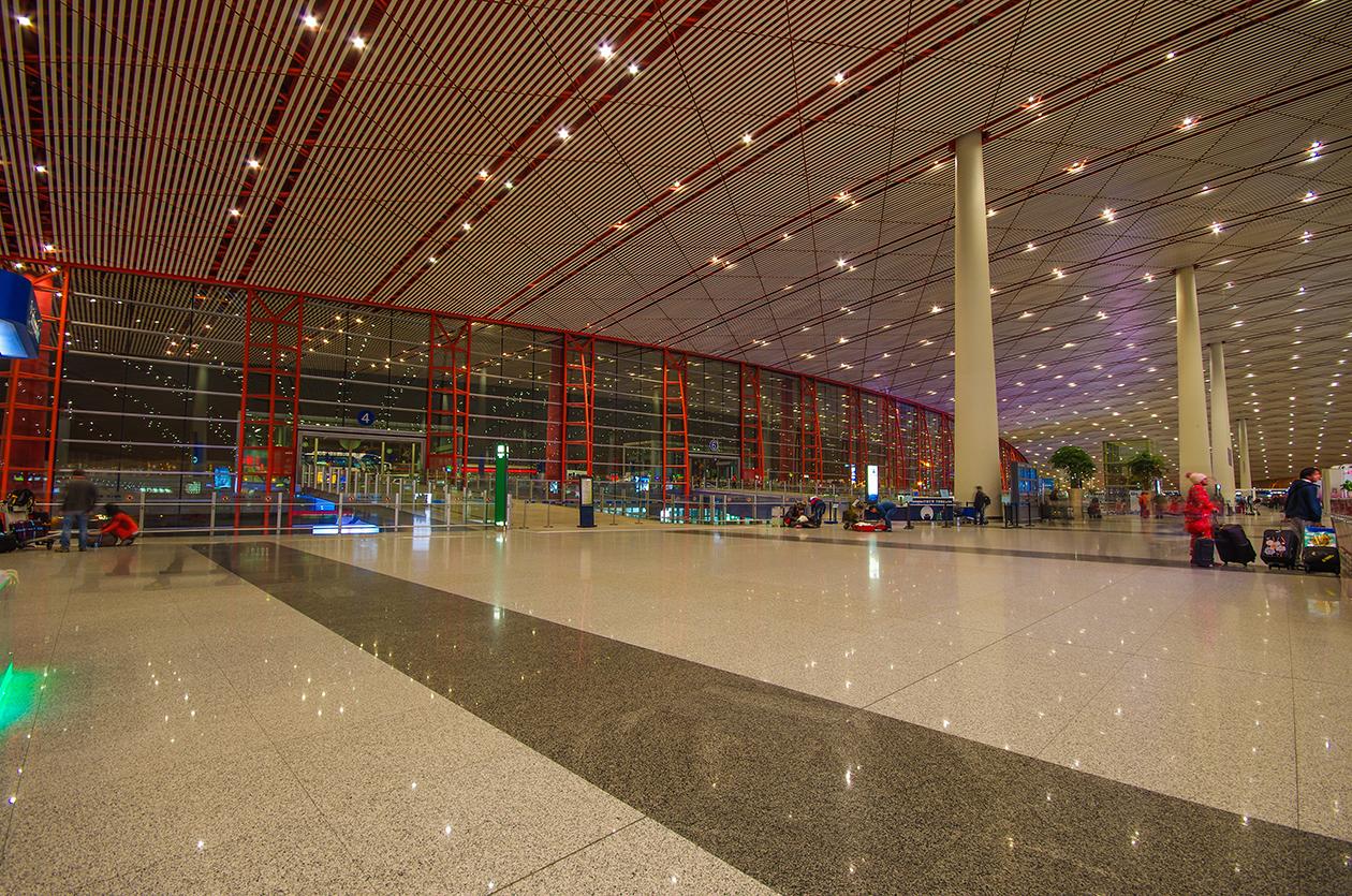 В Пекине