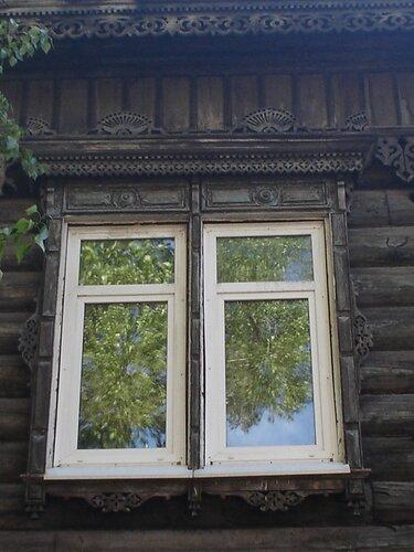 В дворе на Преображенской