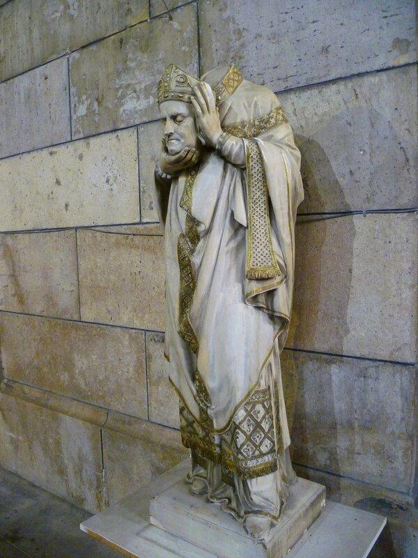 Париж, базилика Сакре-Кер (Paris, the Sacre Coeur)