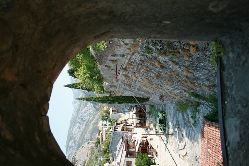 Бар, Черногория, фото старой крепости